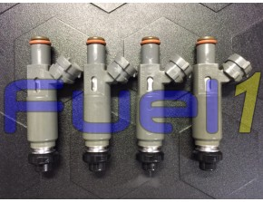 195500-3110 - 97-03' Mazda Protege 1.5L 1.6L Set of 4 Denso Injectors