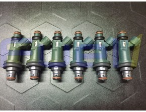 23250-0A010 - 98-04' Toyota Lexus 3.0L Set of 6 Injectors