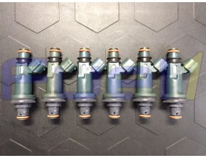23250-20020 - 95-04' Toyota Tacoma Avalon Camry Lexus 3.0L Set of 6 Injectors
