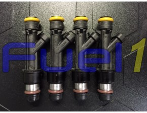 25321369 - 99-02' Cheverolet Cavalier Malibu Alero Sunfire 2.4L Set 4 Injectors