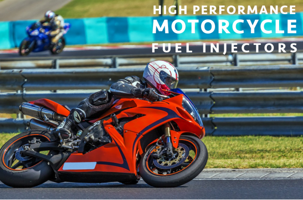 High Performance Motorcycle Fuel Injectors